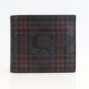 F88071 3-IN-1 WALLET IN SIGNATURE CANVAS WITH SHIR